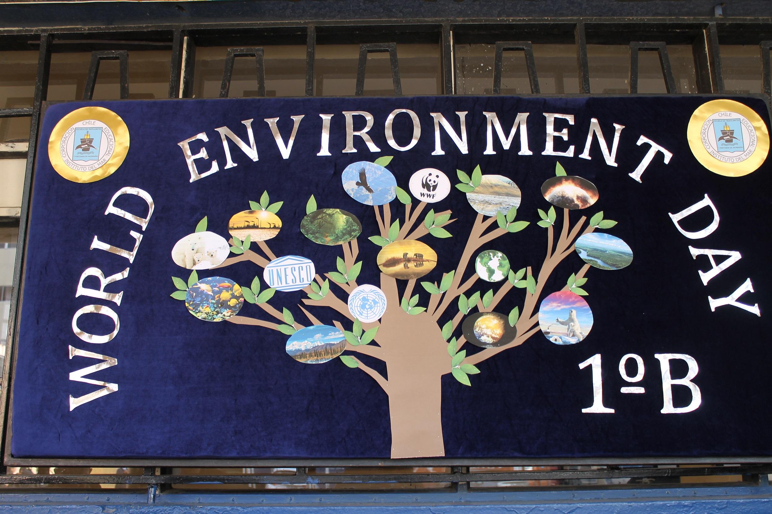 EFEMÉRIDES Día Mundial del Medio Ambiente