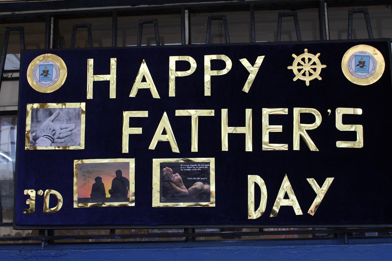 EFEMÉRIDES Día del Padre