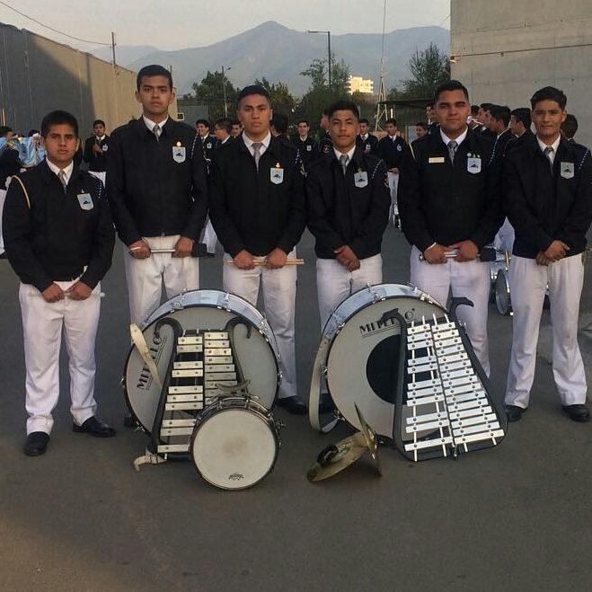 1° Lugar Media 1° Concurso Nacional de Bandas Tricentenario Quillota 2017
