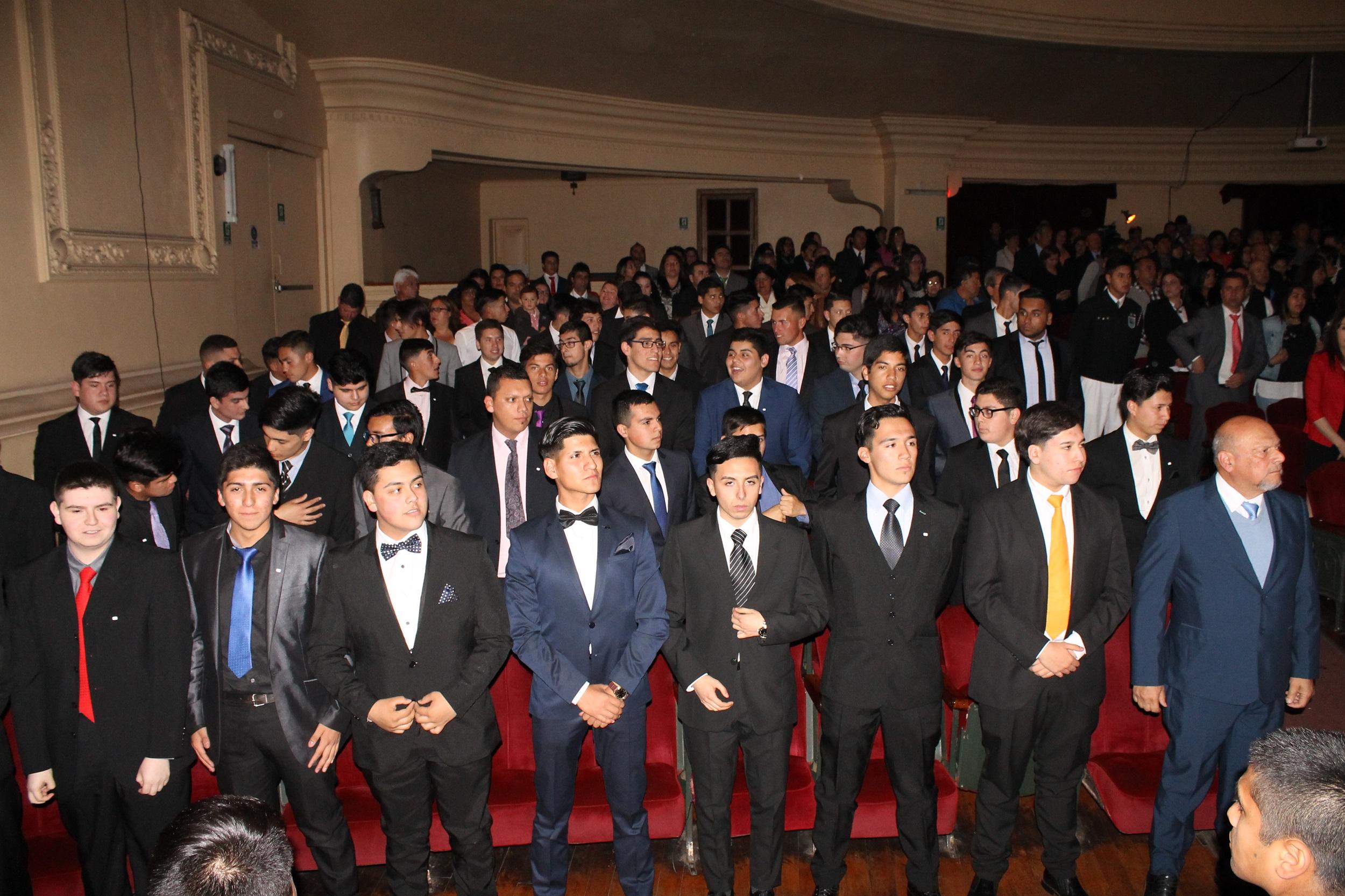 Ceremonia de Graduación 4°s Medios