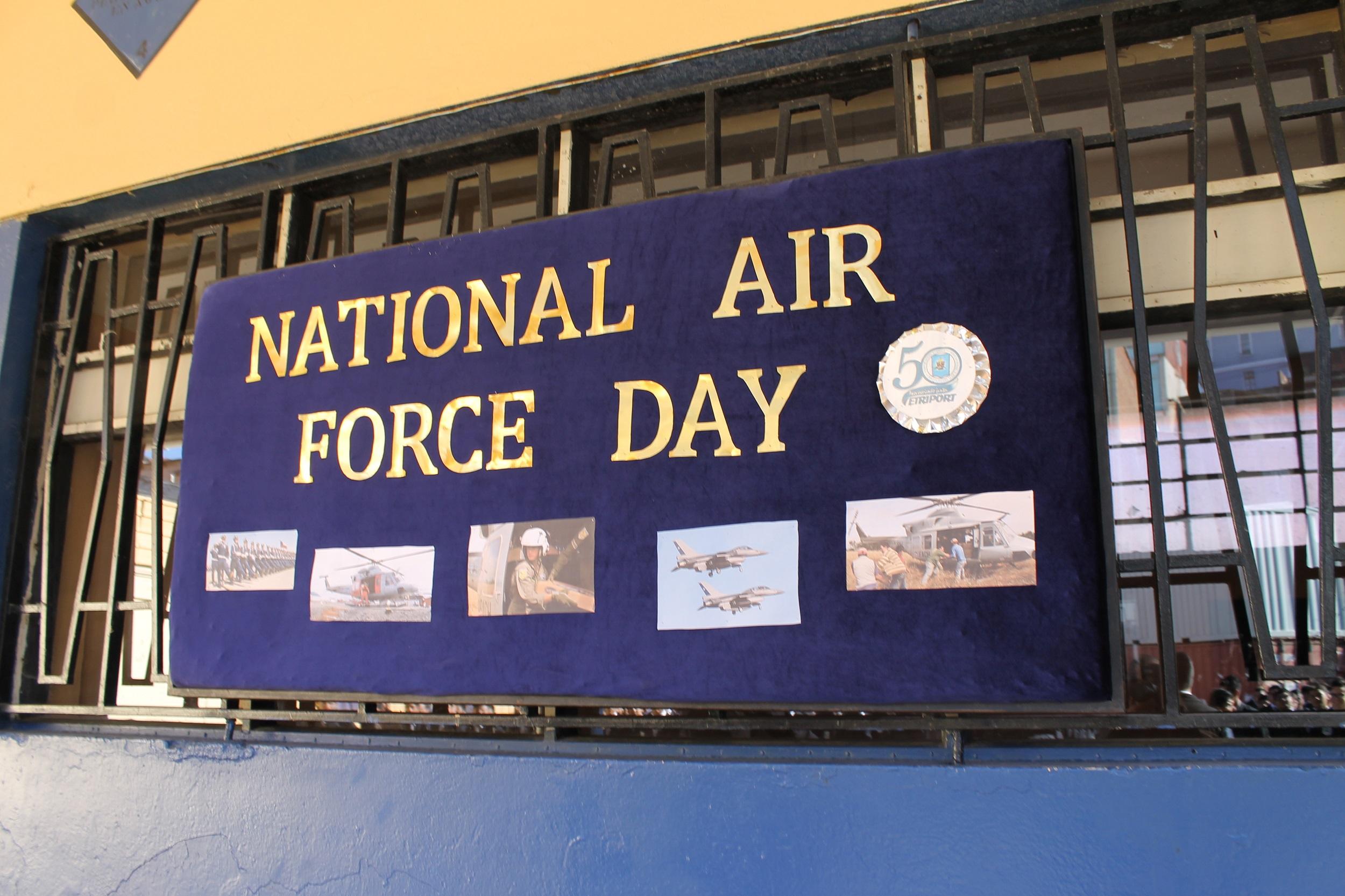 EFEMÉRIDES Día Nacional de la Fuerza Aérea