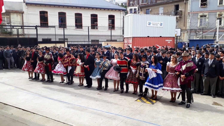 grupo folclorico Aires Porteños